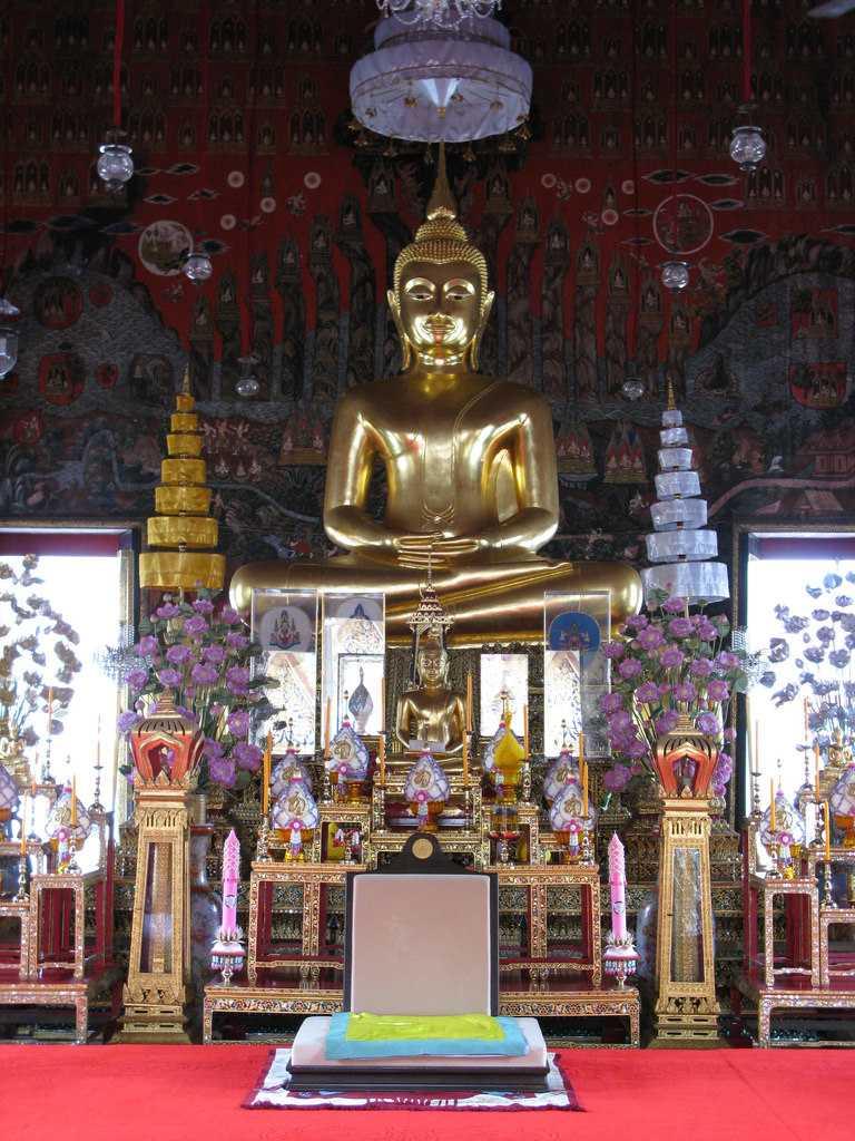 Buddha Statue, Wat Suthat