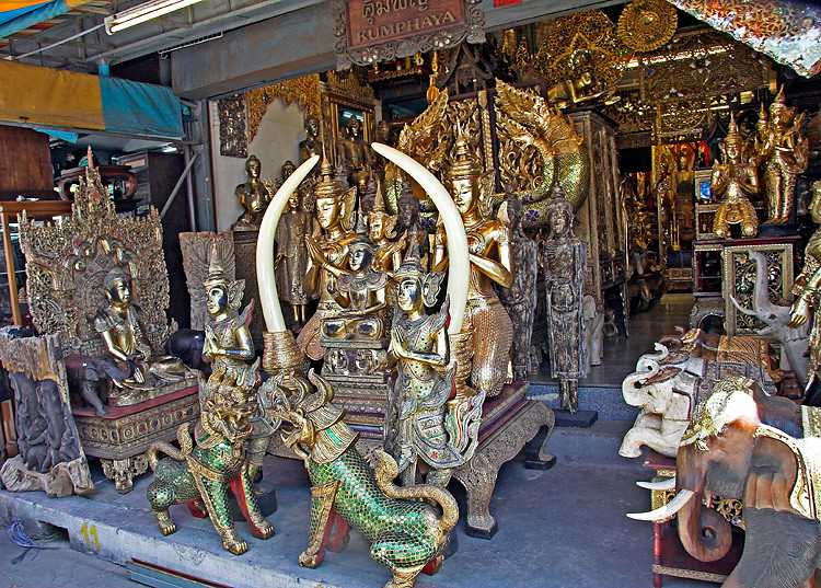 Thai Antiques, Bangkok