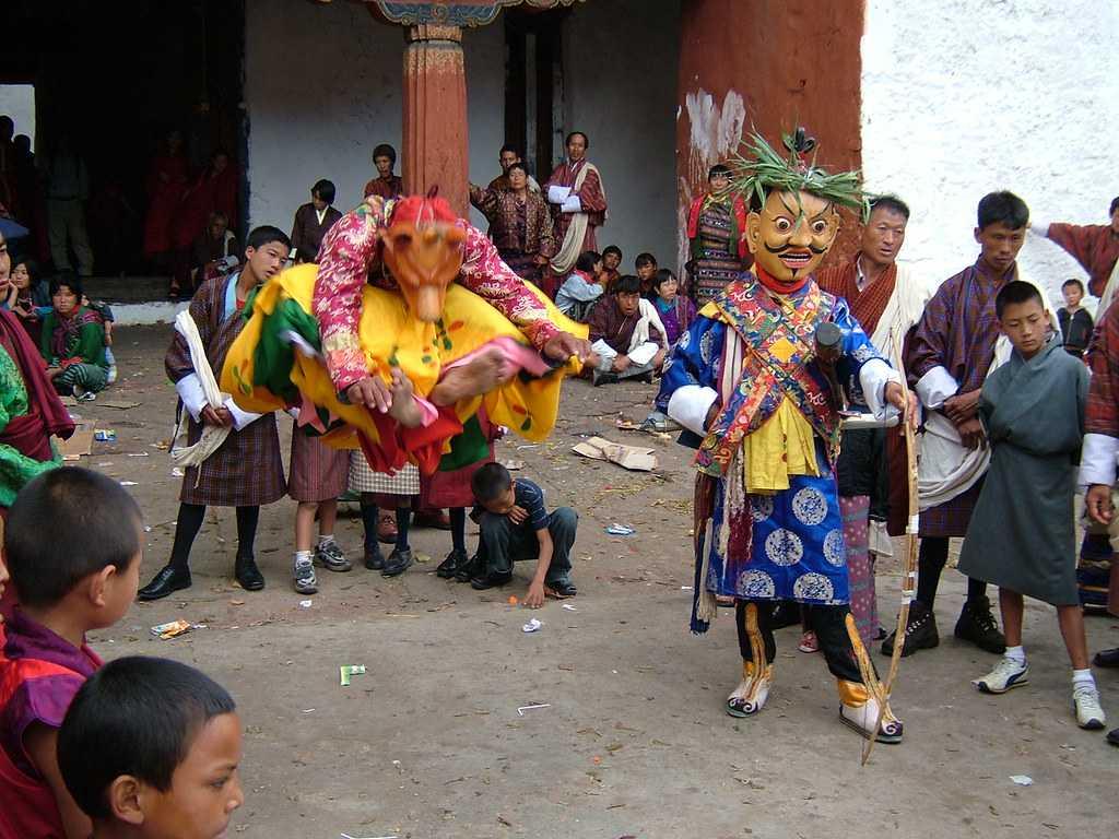 Wangdue Tsechu