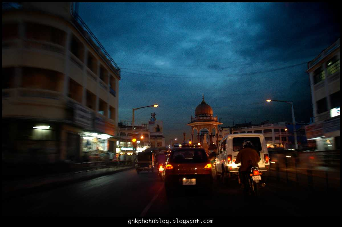 KR Circle Mysore