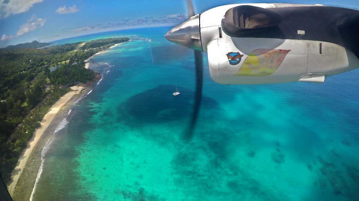 Praslin, Island hopping in Seychelles