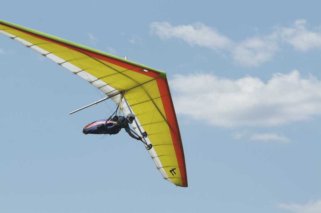 Hang-gliding in Pune, Maharashtra