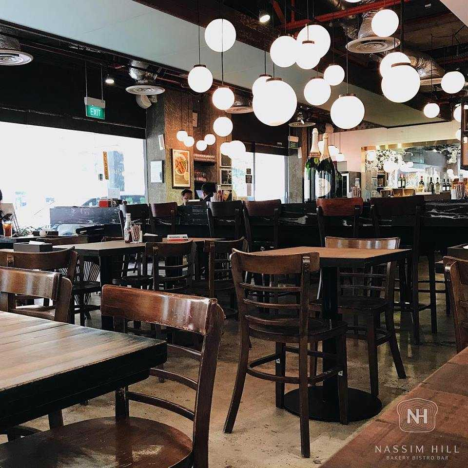 Nassim Hill Bakery Bistro Bar, Cafes in Singapore