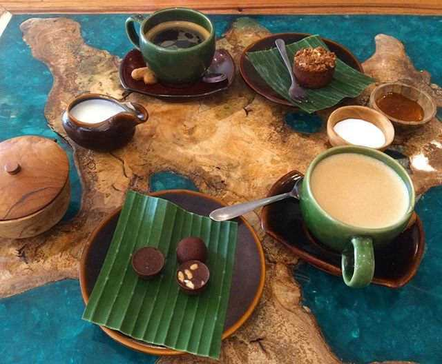 Honeymoon in Bali, Kopi Luwak