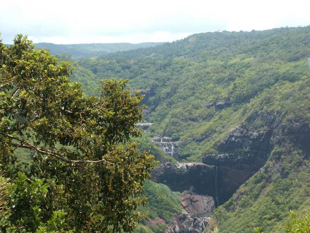 Tamarind Waterfalls, Mauritius in May