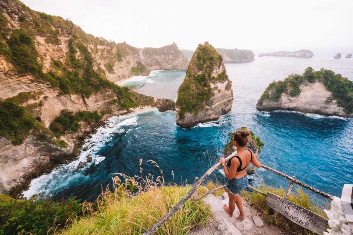 Pulau Seribu Viewpoint Nusa Penida Bali