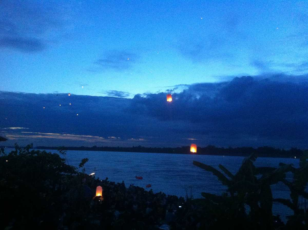 Naga Fireball Festival 2019 - Thailand's Most Bizarre Festival