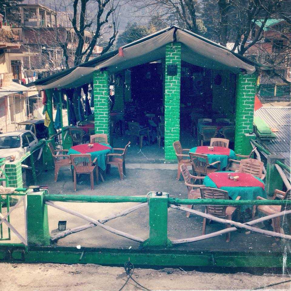 Sunshine Cafe, Cafes in Manali