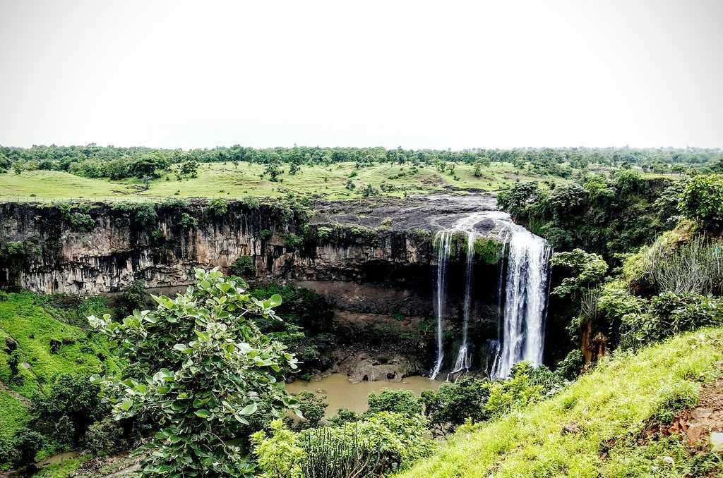 Tincha Waterfalls
