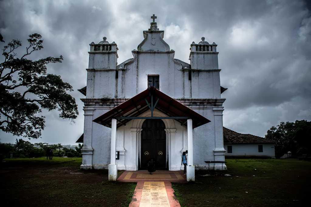 Cansaulim Monte, picnic spots in Goa