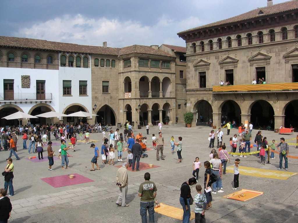Activities for Children, Poble Espanyol