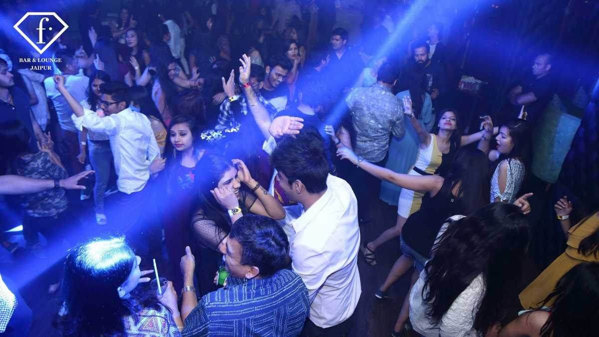 F Bar, nightlife in jaipur