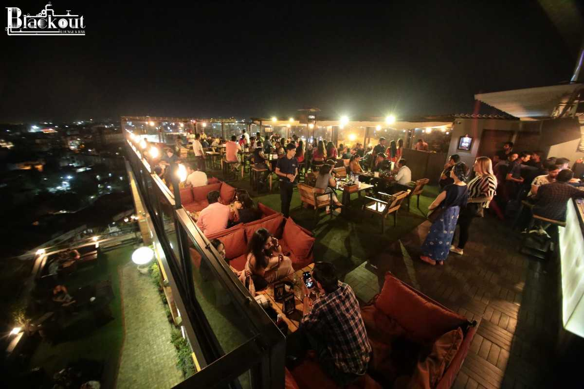 Blackout, Nightlife in Jaipur
