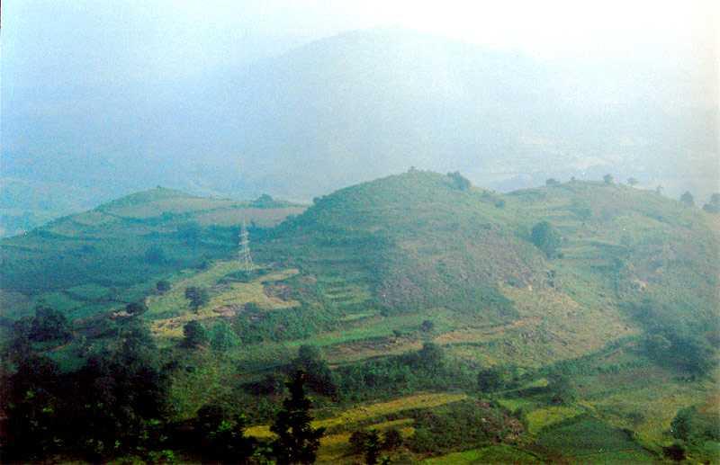 Araku Valley, Ananthagiri Hills