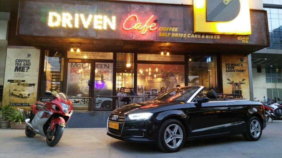 Driven Cafe, Cafes in Hyderabad