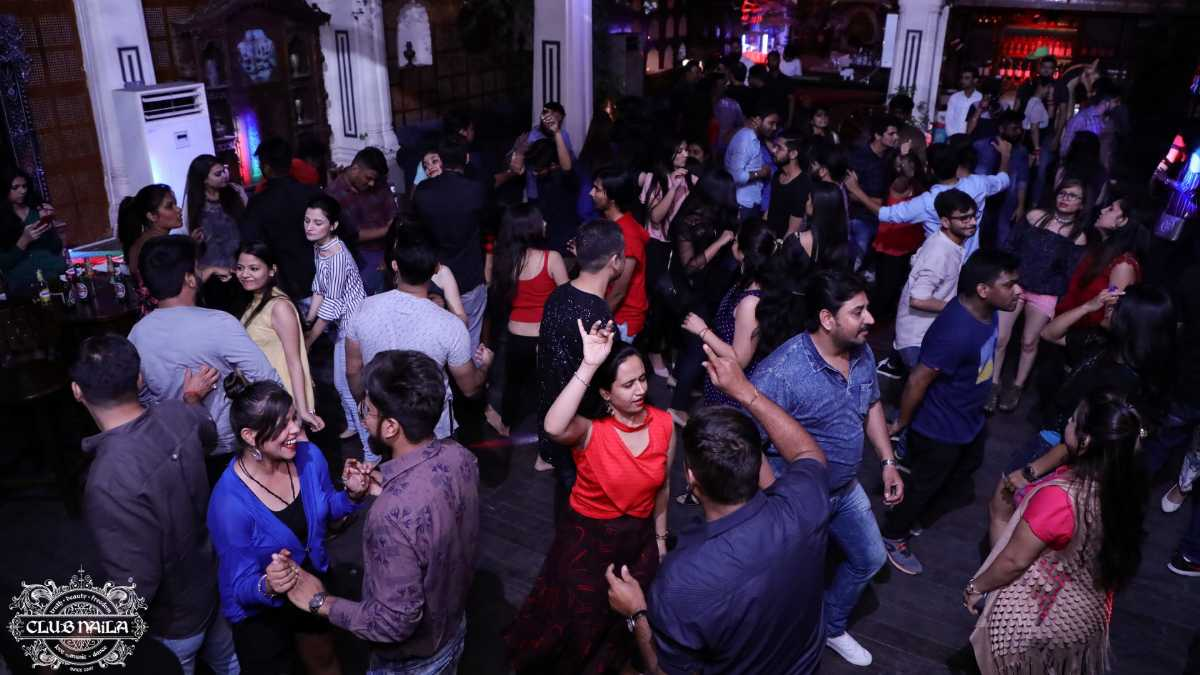 Club Naila, Nightlife in Jaipur