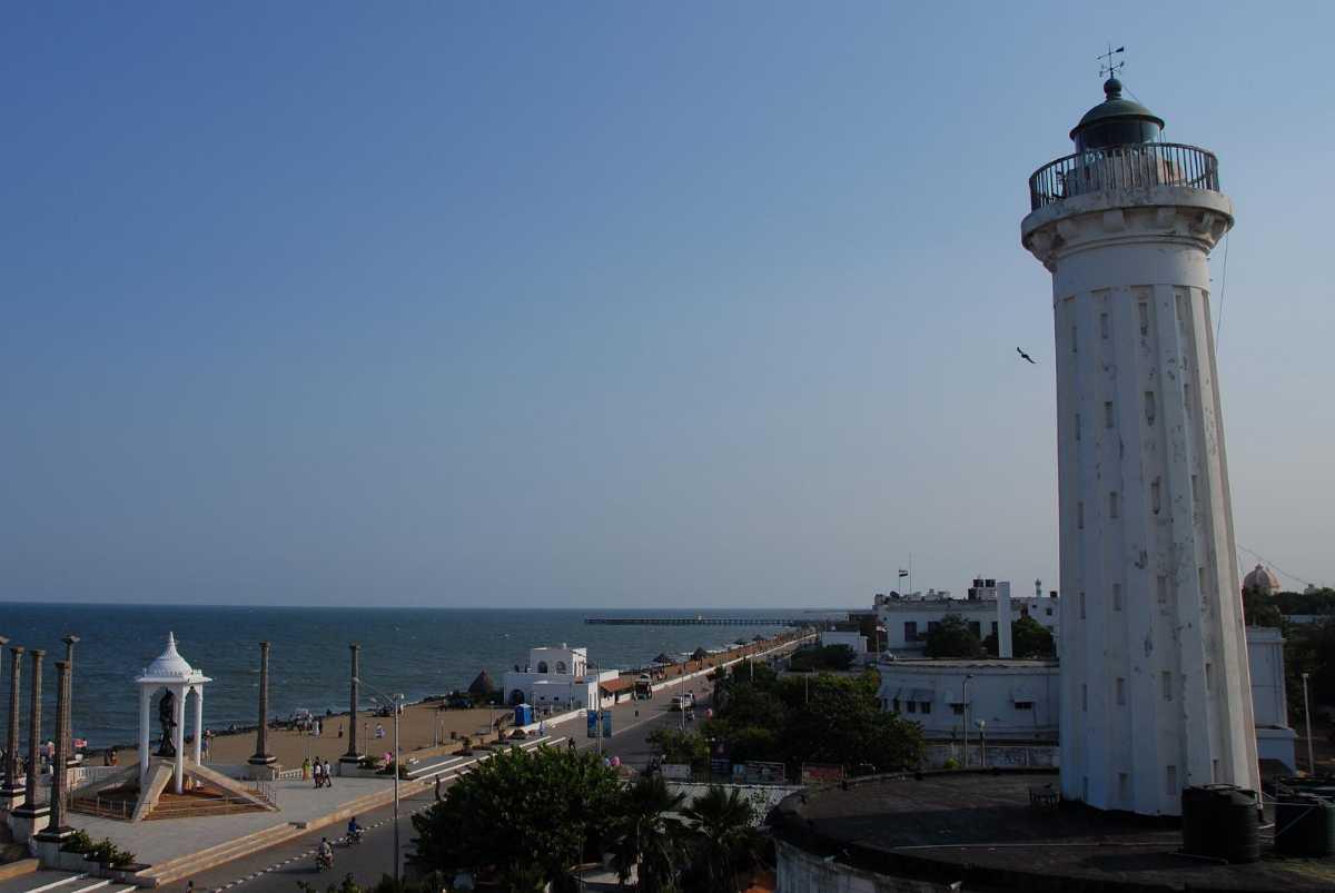 Lighthouse Pondicherry