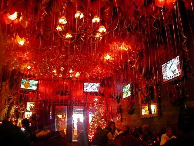 Coastes Bar, New Year in Singapore
