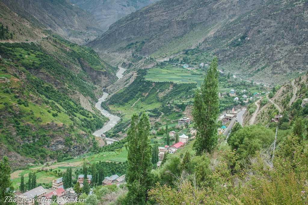 Bharmour Keylong Trek