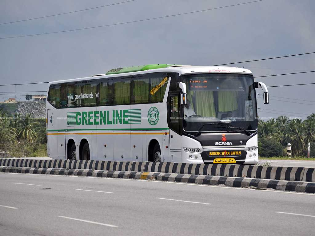 Chennai to Hampi by Bus