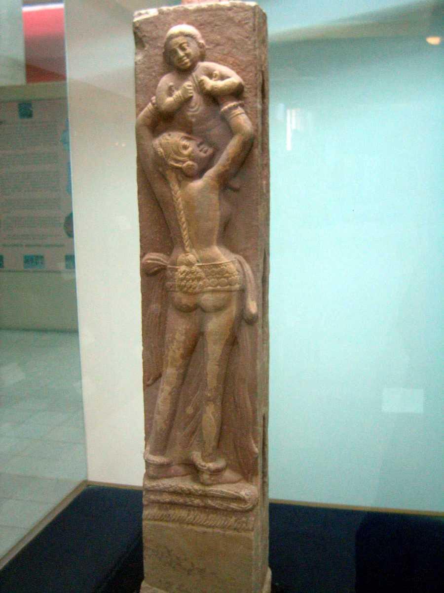 Yakshi from Sanghol