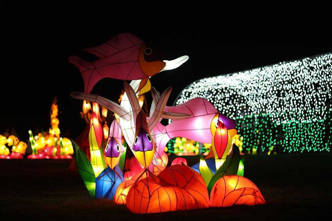 Nusa Dua Light Festival
