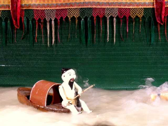 Golden Dragon Water Puppet Theater Ho Chi Minh City