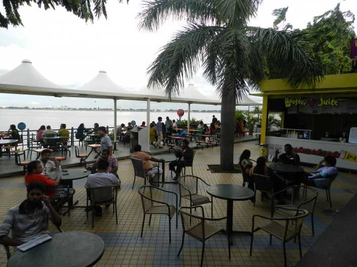 Eat Street, Romantic Places in Hyderabad