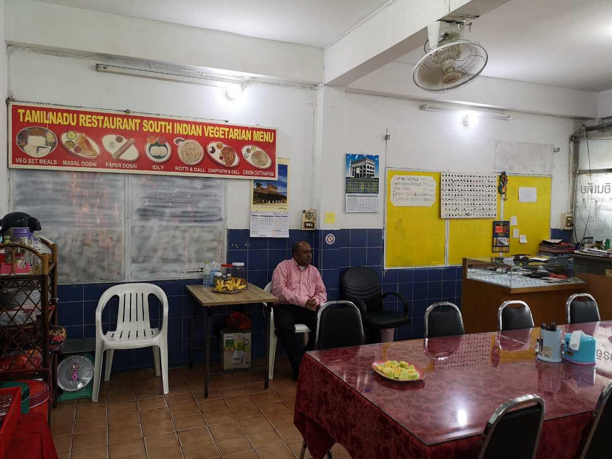 Indian Restaurants in Bangkok, Tamil Nadu Restaurant