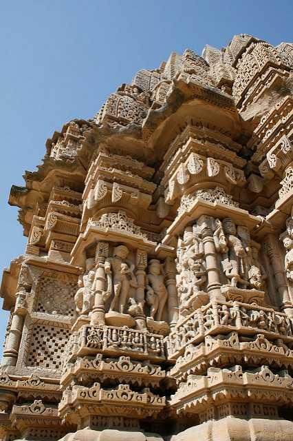 Jagdambe Temple