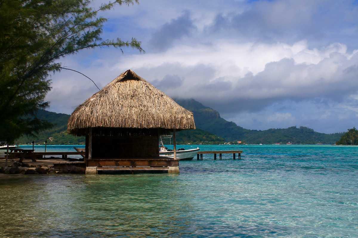 Bora Bora, Top 10 overwater bungalows in the world