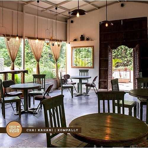 Chai Kahani, Cafes in Hyderabad
