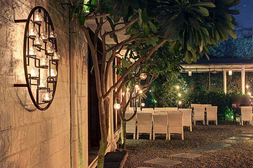 The Forresta Kitchen and Bar, Romantic Places in Jaipur