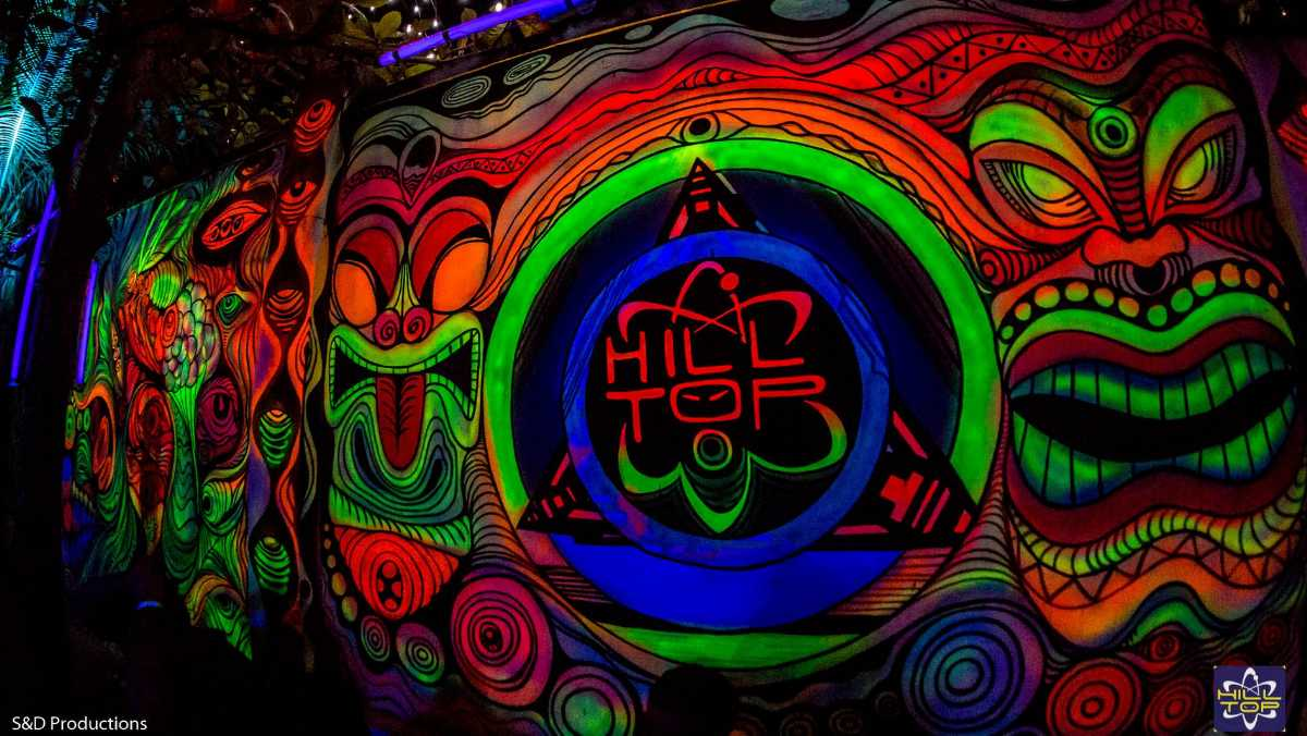 Hilltop, Nightlife in Goa