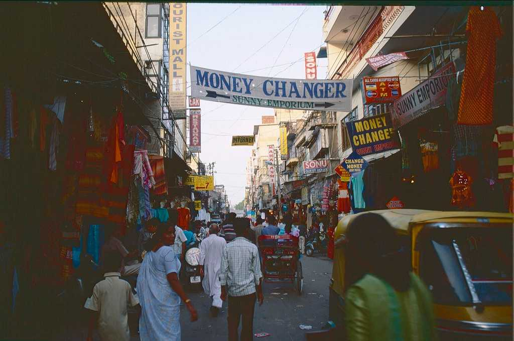 Paharganj Market, Cheapest Places to Shop in India