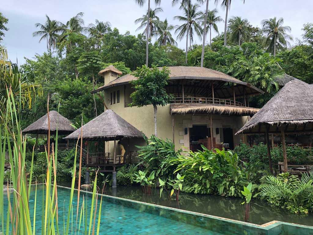 Kamalaya Resort, health retreats in Thailand