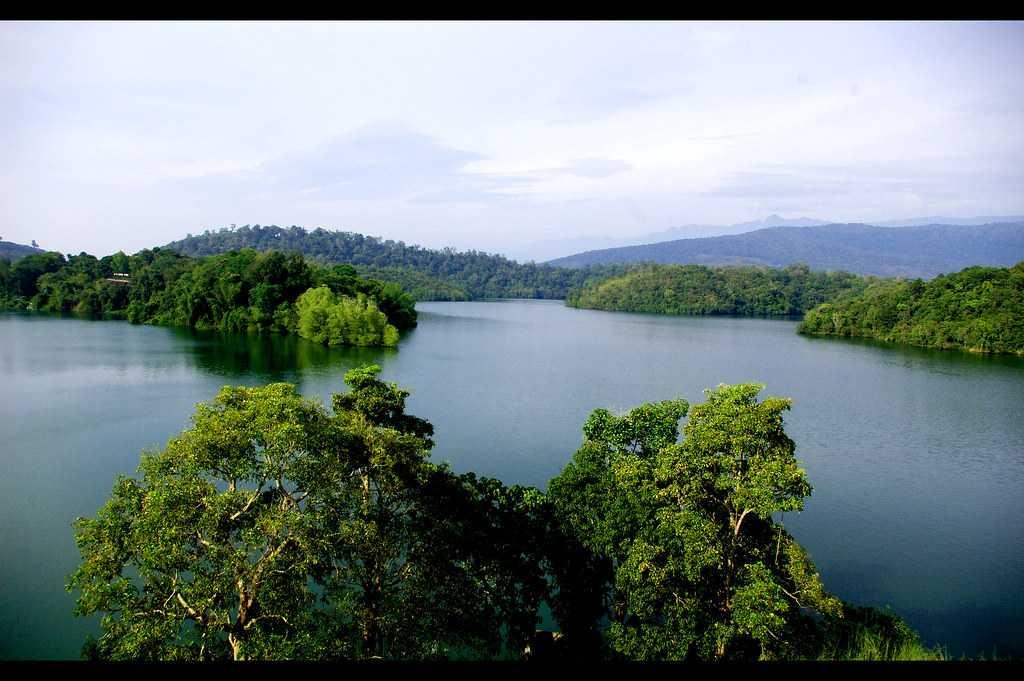 Thiruvananthapuram dam