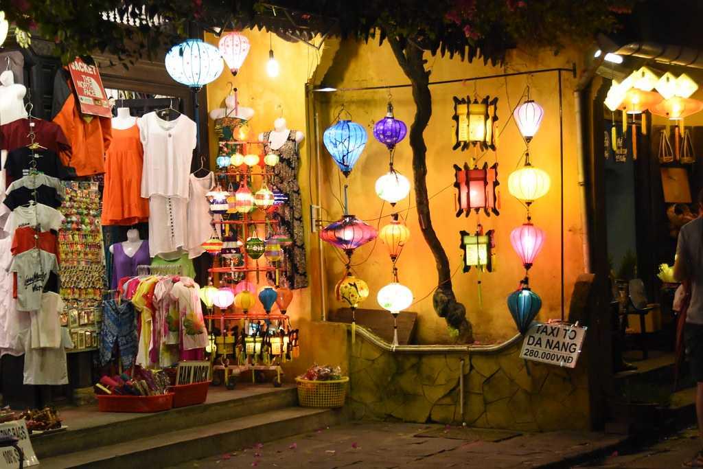 night market Da nang
