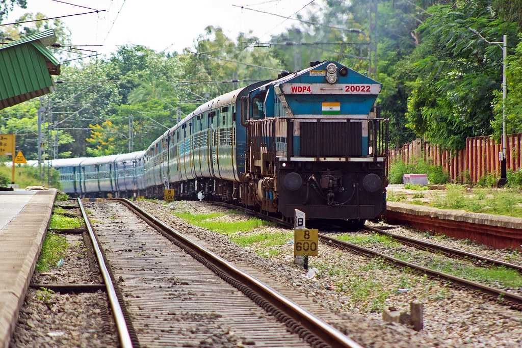 Bangalore to Mysore by Train