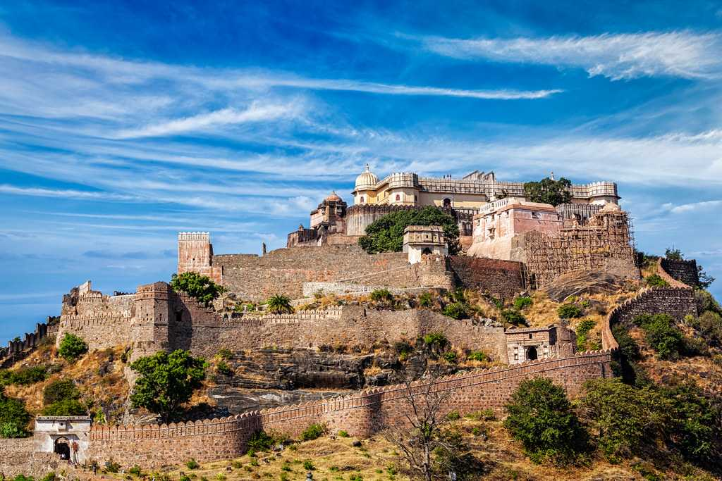forts of india : Kumbalgarh Fort