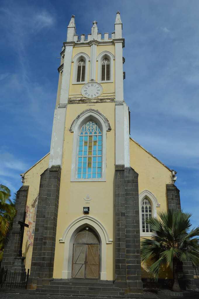 Notre Dame des Agnes, Mauritius