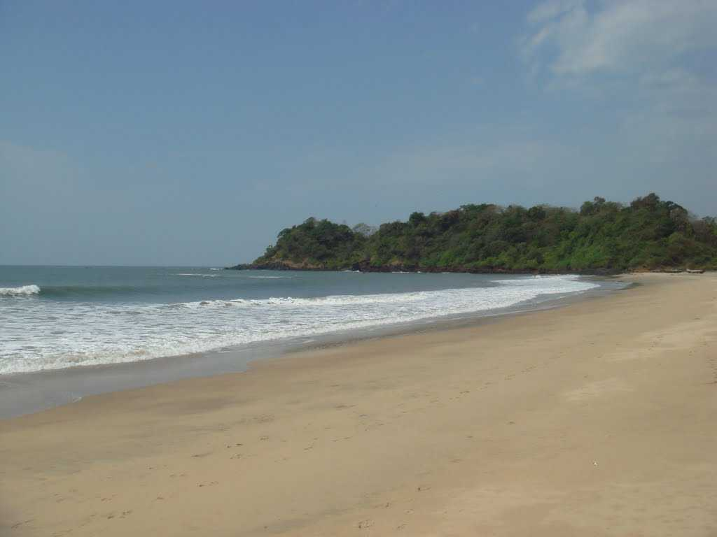 Galgibaga Beach, Best Beaches in Goa, Goa beaches