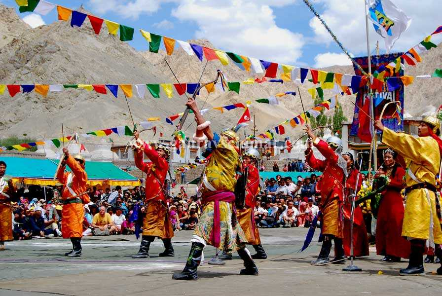Losar, Festivals of India