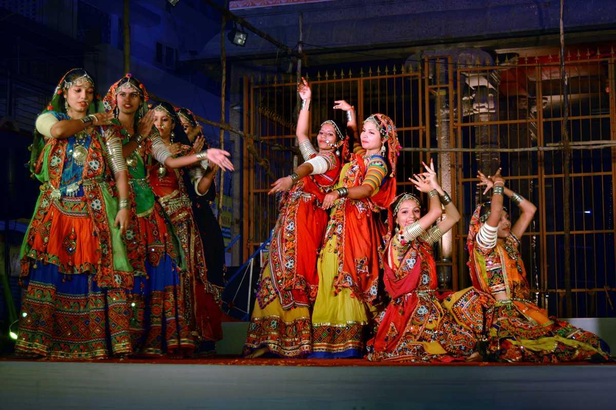 Rajasthani Folk Dance, Pushkar