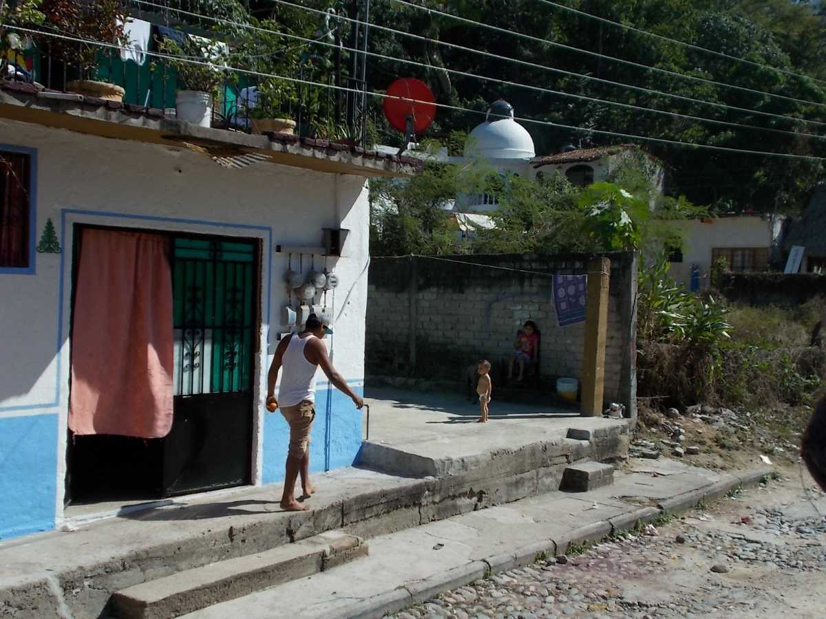 Underprivileged Community Development, Mexico