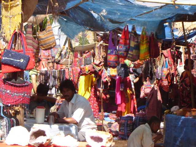North Goa Markets