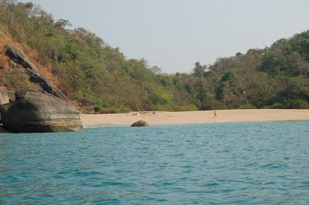 Butterfly Beach, South Goa, Best Beaches in Goa, Hidden beaches