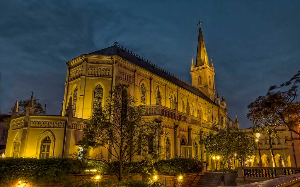 CHIJMES Cathedral, Singapore