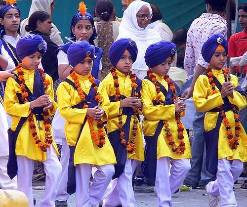 Gurupurab, Festivals of India