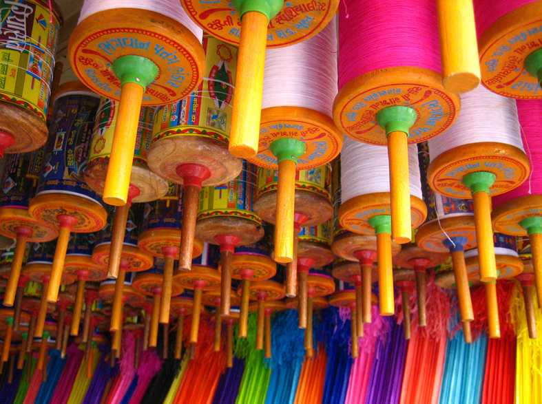 Pataang Bazaar, Kite Festivals in India